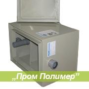 Жироуловитель для столовой СЖ-4 с производительностью — 0,2 л/сек, объем залпового сброса 50л