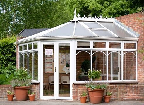 Зимний сад, конструкция из теплого профиля, гарантия 10 лет
