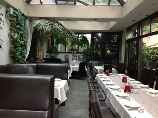 Зимний сад, терраса, пристройка к ресторану