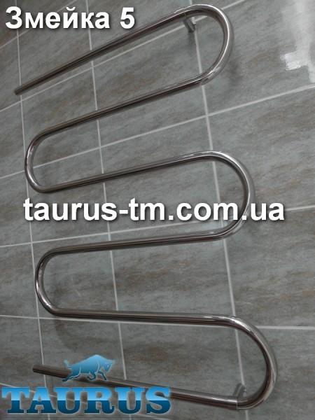 Змейка - Стандарт 5 колен 920 *700 мм. Изготовление индивидуальных размеров.