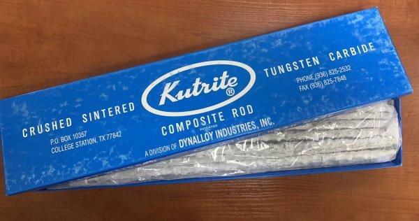Фото 3 Карбід-вольфрамові прутки Kutrite США, прямі поставки. 343503