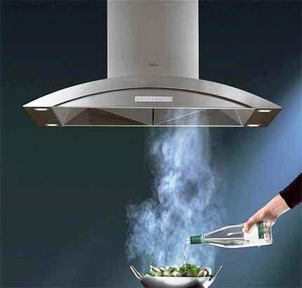 Зонт вытяжной на мангал. Кухоные вытяжки. Системы кондеционирования.