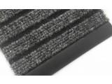 Придверный коврик Панда серый 56 х 36 см