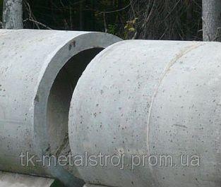 Звенья для круглых железобетонных труб ЗК 4.100