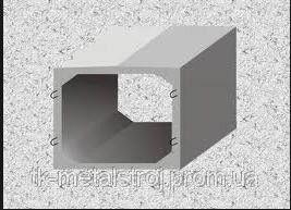 Звенья для прямоугольных железобетонных труб ЗП 11.100