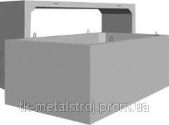 Звенья прямоугольные для водопропускных железобетонных труб ЗП 20.100
