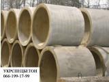 Звенья железобетонные круглые ЗК, звенья прямоугольные ЗП сборных водопропускных труб.