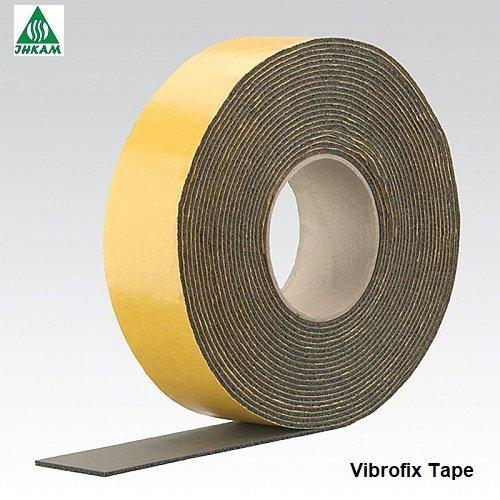 Фото  1 Звукоизолирующая лента Vibrosil Tape 50х3мм, 15м/рул 870710