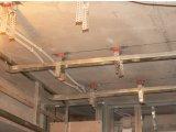 Фото  1 Звукоизоляционное крепление потолочное с П-образным кронштейном Vibrofix PU 2246187